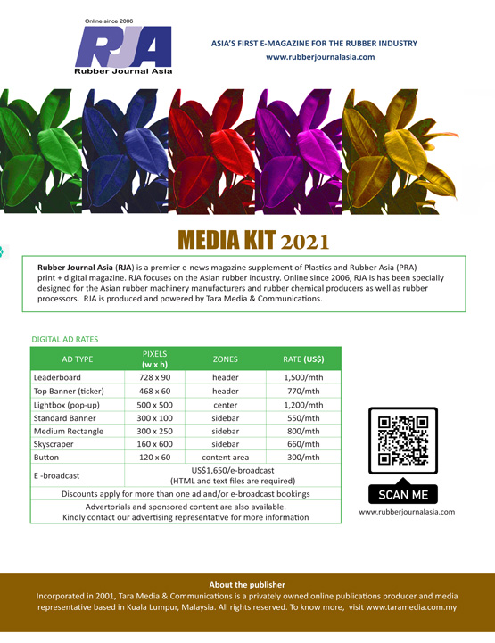 RJA Media Kit 2021