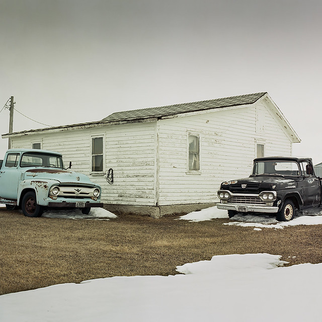Ford Trucks, Arena, ND 58494