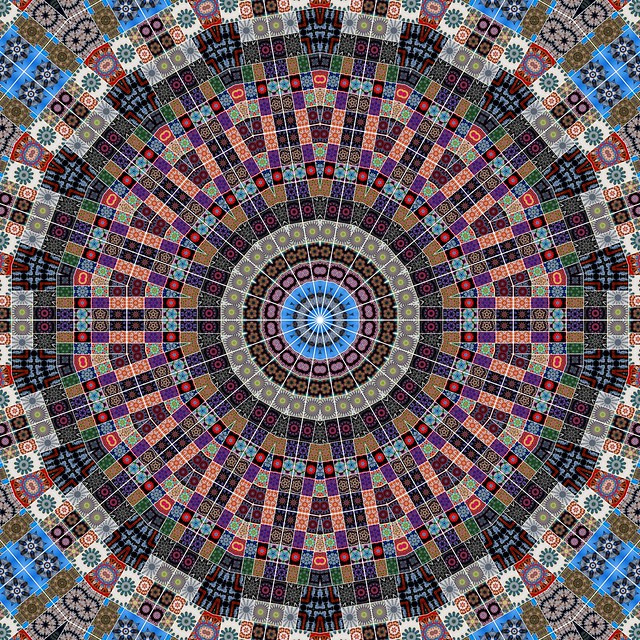 kaleidoscopic kaleidoscope