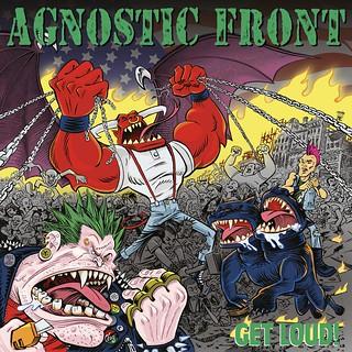Album Review: Agnostic Front - Get Loud!