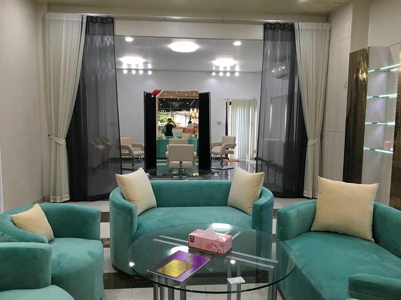 Good hair salon opened in bangrak koh samui サムイ島 ショートヘアーが切れる美容室