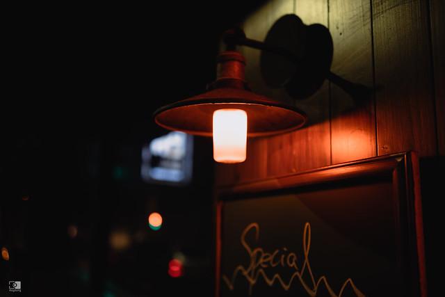 散步攝影:雨夜,35mm | 24