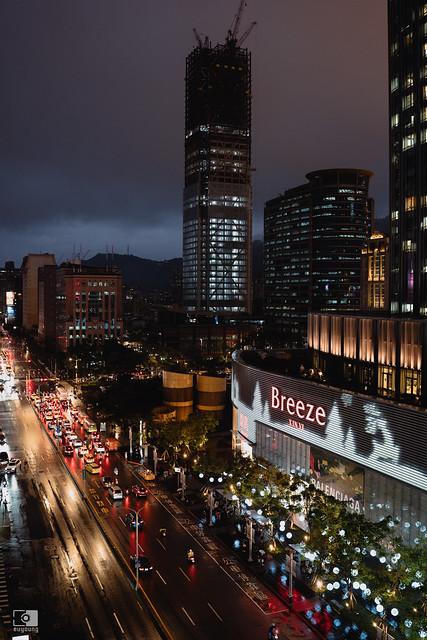 散步攝影:雨夜,35mm | 09
