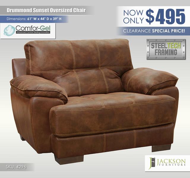 Drummond Sunset Oversized Chair_4269