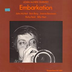 John McNeil Quintet - Embarkation