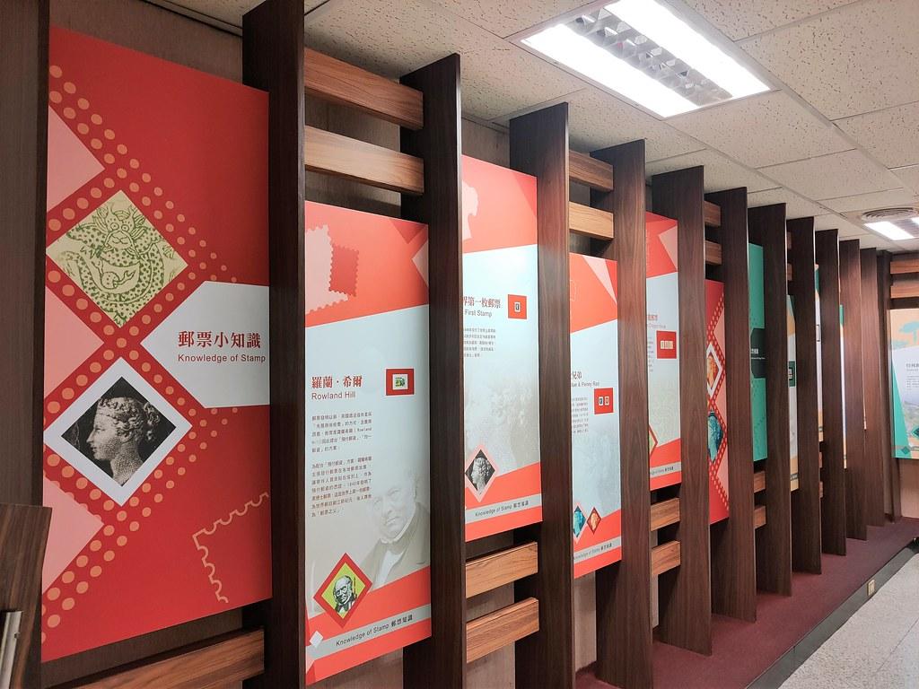 台北郵政博物館 (22)