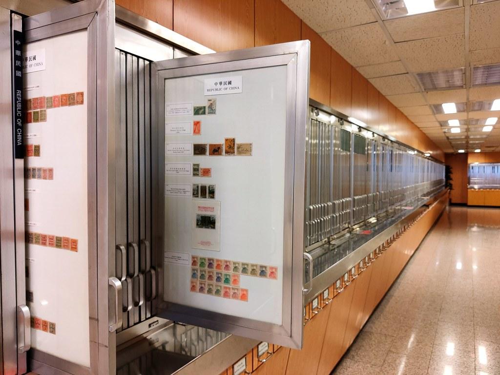 台北郵政博物館 (8)