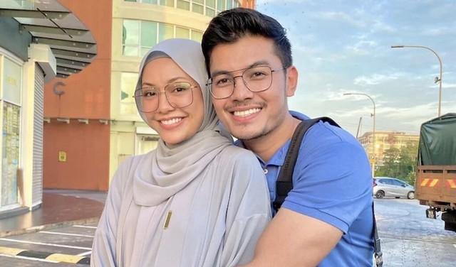 Nak Bagi Suami Rehat, Syafiqah Aina Hadiahkan Ps5 Untuk Hafiz Mahamad