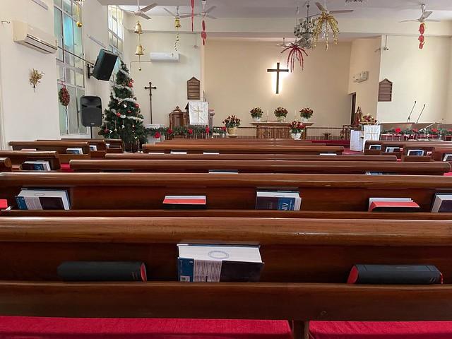 City Faith - Free Church, Green Park