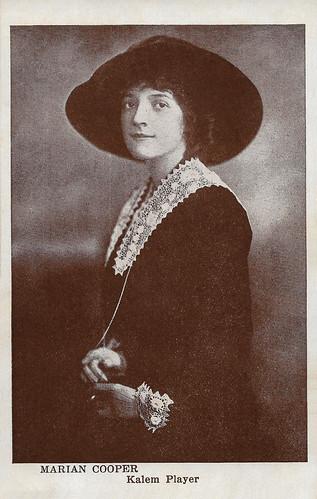 Marian Cooper