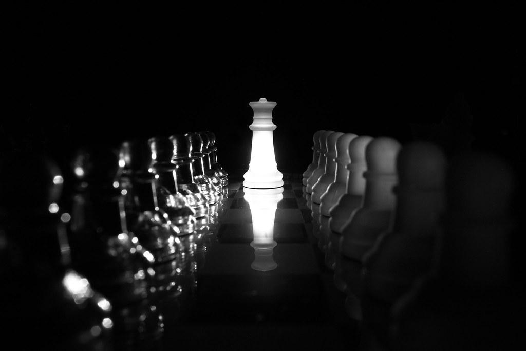 The Queen's Gambit [ Explored ]