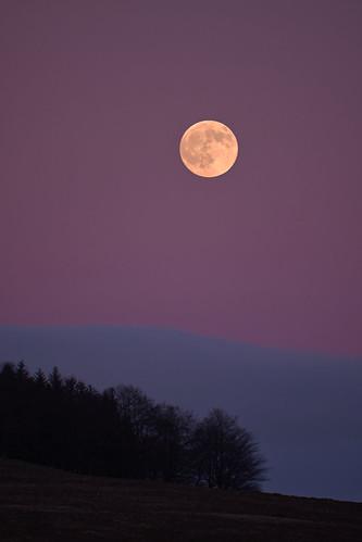 cumbria fells askham askhamfell moon fullmoon moonscape sunset moonrise december december2020 winter winter2020 pink blue sky
