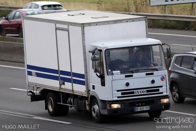 Police nationale | Iveco Eurocargo 100E15