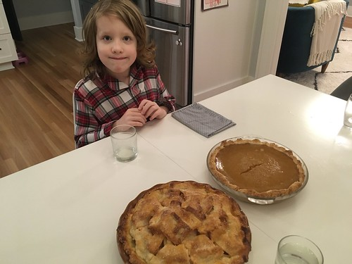 Thanksgiving pie anticipation | by CaitlinD