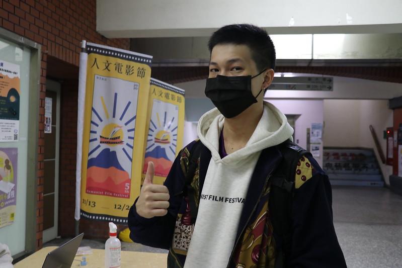 節目策劃部部長吳山筠。圖/廖郁菁攝