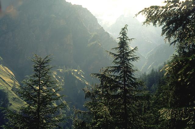 Tholma, view east to Dronagiri