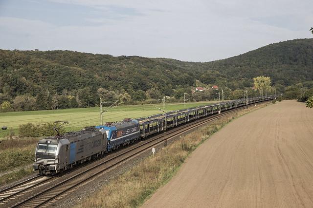 D RTBc 193 816+RTBc 192 016 Harrbach 15-09-2020