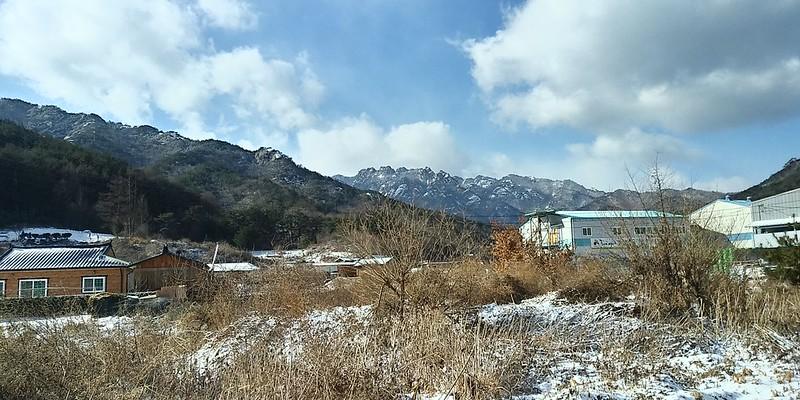 엄동설한 | 겨울풍경