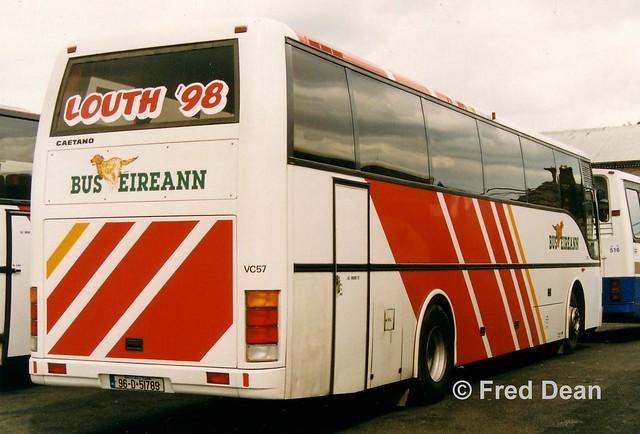 Bus Eireann VC57 (96D51789).