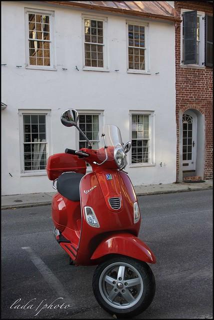 some Italian flavor in Charleston, SC.