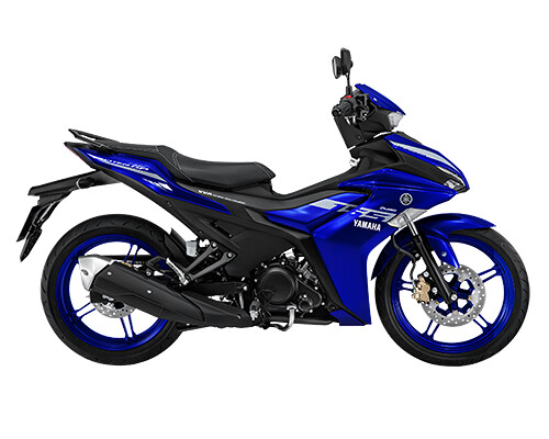 Yamaha Exciter 155 VVA Blue GP
