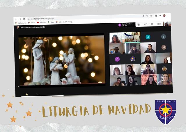 Liturgia de Navidad 2020