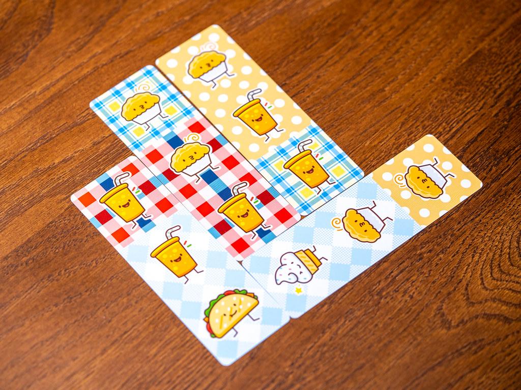 Picnic boardgame juego de mesa