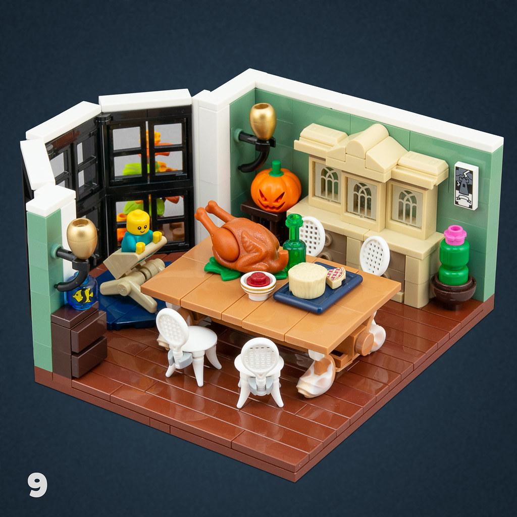 09 - Dining Room