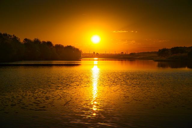 Moment of Golden Hour