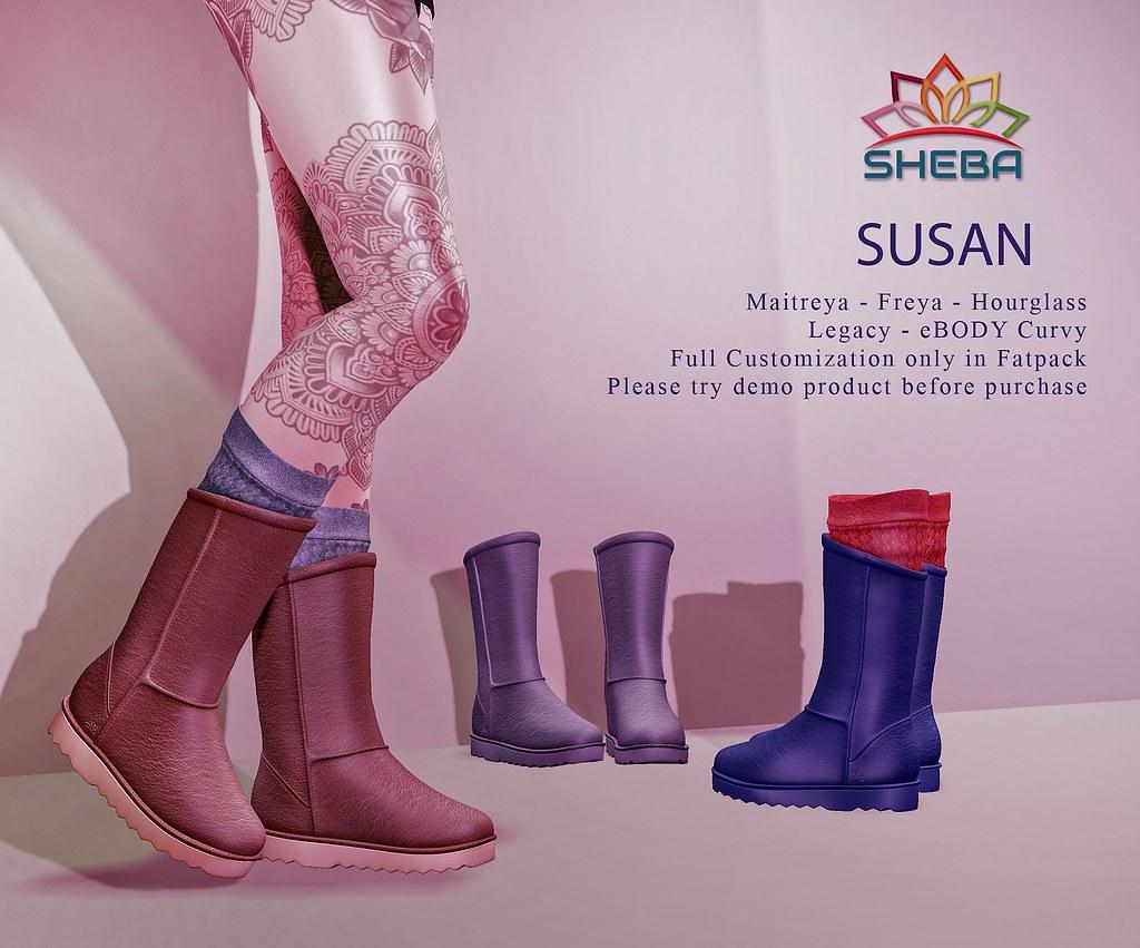 [Sheba] Susan Boots @Cosmopolitan Event