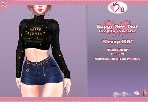 Happy New Year Group Gift!