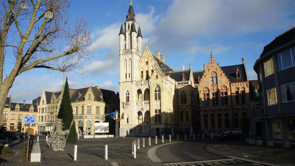 Ayuntamiento de Poperinge