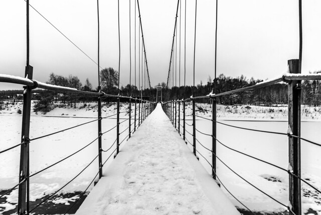 Bridge / Мостик