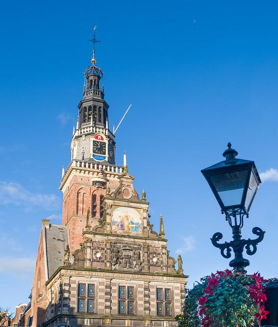 De waag van Alkmaar