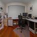 Study in panorama (Lightroom)