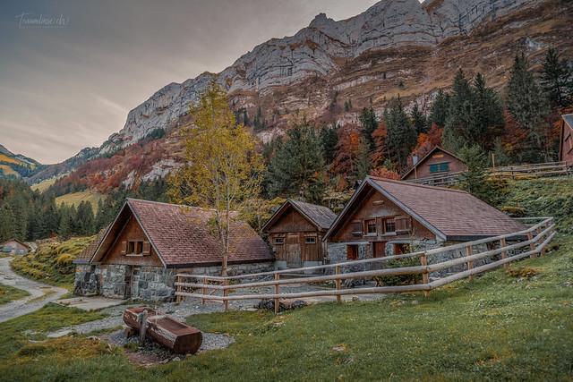 Unterwegs im Alpstein