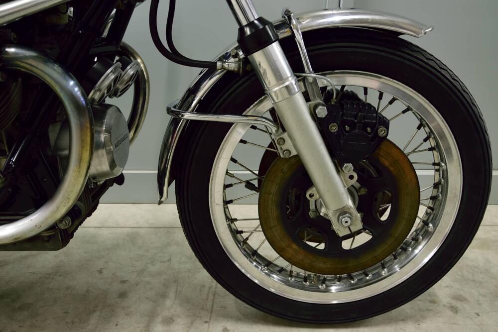 Moto Guzzi 750-S3 front 2