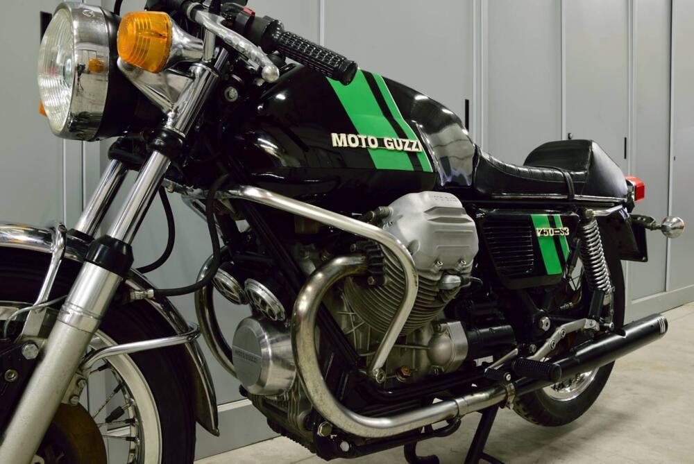 Moto Guzzi 750-S3 3 4 2