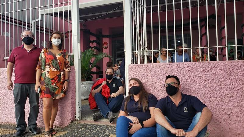 Tarde da Fraternidade 2020 - Projeto AMAR - Lar Alice de Oliveira