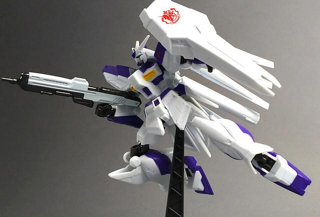 機動戰士鋼彈 G-FRAME 第 12 彈「Hi-ν鋼彈」釋出官方開箱 「超絕MEGA火箭巨砲」確定推出!