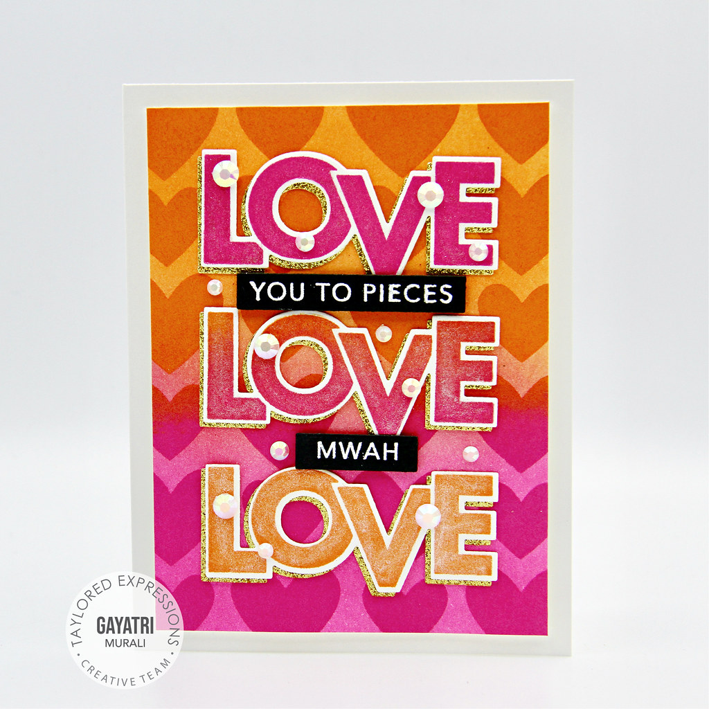 Card#2 Block love card
