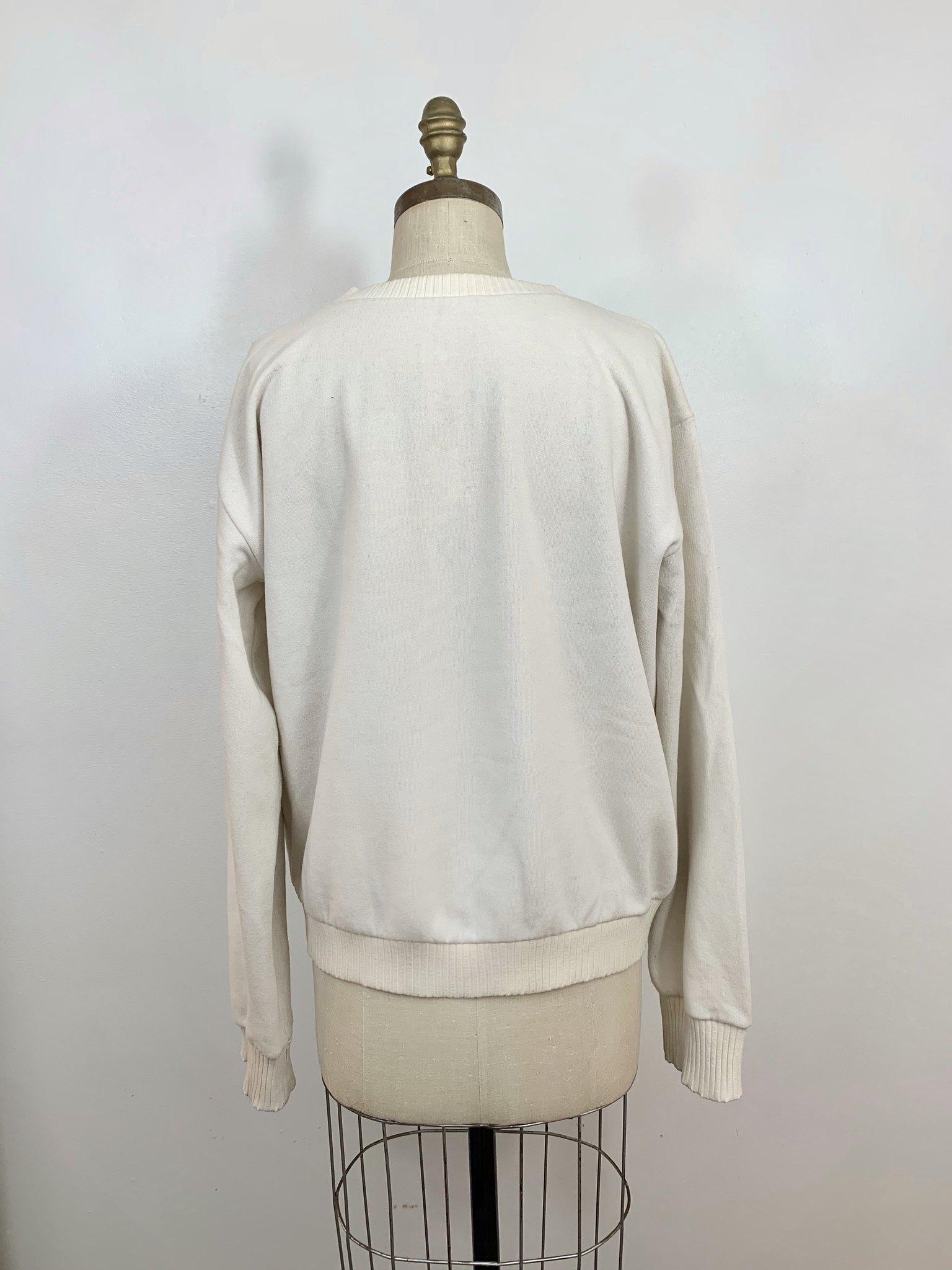 Roy Lichtenstein sweater