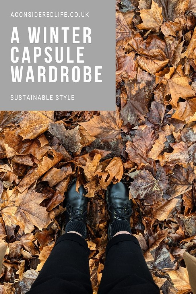 A Minimal Winter Capsule Wardrobe