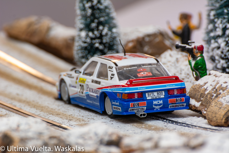 Rally Monte Carlo 1995