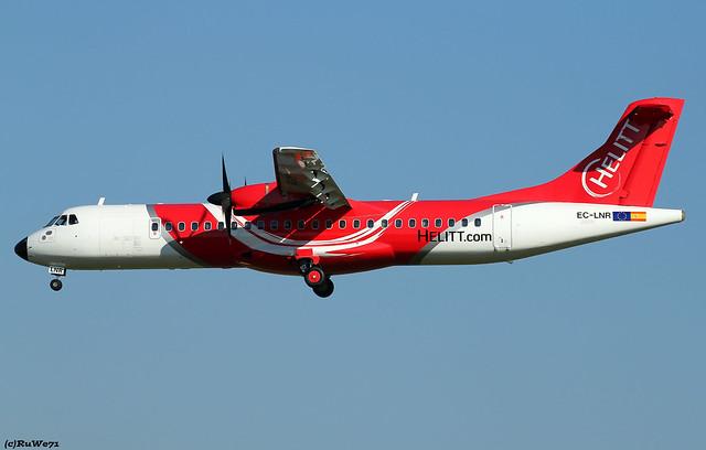 Helitt Líneas Aéreas ATR 72-212 EC-LNR