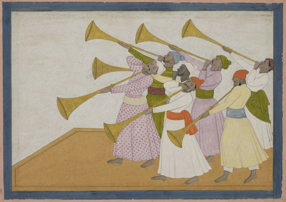 NainsukhOfGulerTheTrumpeters1735-1740