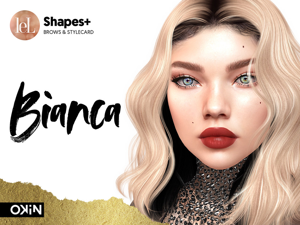 BIANCA Shape for LeLUTKA Lilly