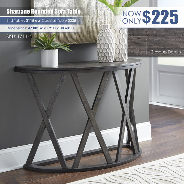Sharzane Rounded Sofa Table_T711-4