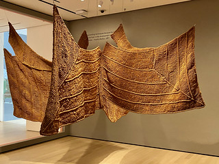 1-28 Modern Textiles at MoMA | by MsSusanB