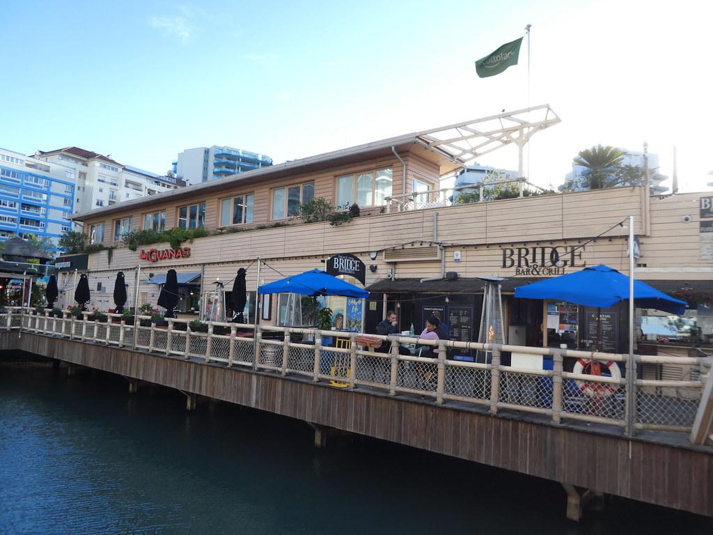 Bridge Bar & Grill, Gibraltar